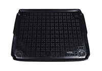 Peugeot 3008 (2009 to 2017) :Rezaw-Plast boot liner, black, no. RZ231222