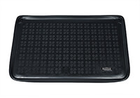 Renault Captur (2013 onwards) :Rezaw-Plast boot liner, black, no. RZ231372