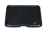 Renault Captur (2013 onwards) :Rezaw-Plast boot liner, black, no. RZ231373