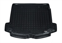 Renault Megane estate (2003 to 2008) :Rezaw-Plast boot liner, black, no. RZ231327