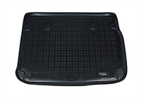 Renault Scenic (2003 to 2009) :Rezaw-Plast boot liner, black, no. RZ231329