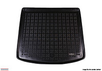 Seat Leon ST estate (2013 onwards) :Rezaw-Plast boot liner, black, no. RZ231424
