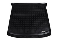 Volkswagen VW Sharan (2010 onwards) :Rezaw-Plast boot liner, black, no. RZ231855