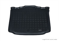 Skoda Roomster (2006 onwards) :Rezaw-Plast boot liner, black, no. RZ231513