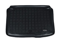Skoda Fabia five door (2000 to 2007) :Rezaw-Plast boot liner, black, no. RZ231501