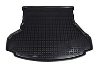 Toyota Avensis four door saloon (2009 onwards) :Rezaw-Plast boot liner, black, no. RZ231735