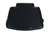 Vauxhall Insignia four door saloon (2008 onwards) :Rezaw-Plast boot liner, black, no. RZ231135