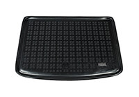 Volkswagen VW Golf Plus (2009 to 2014) :Rezaw-Plast boot liner, black, no. RZ231832