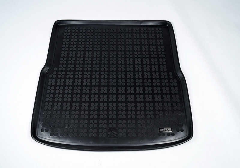 Volkswagen VW Golf estate (2007 to 2009):Rezaw-Plast boot liner, black, no. RZ231835