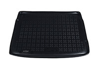 Volkswagen VW Golf five door (2004 to 2008) :Rezaw-Plast boot liner, black, no. RZ231822