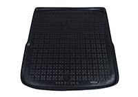 Volkswagen VW Passat estate (2005 to 2011) :Rezaw-Plast boot liner, black, no. RZ231831