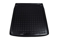 Volkswagen VW Passat four door saloon (2005 to 2011) :Rezaw-Plast boot liner, black, no. RZ231828