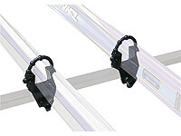 :Thule simple ski carrier (vertical) no. TU562 - 2 pairs skis (Square bars only)