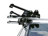 :Thule Xtender ski carrier no. TU739 - 6 pairs skis or 4 snowboards