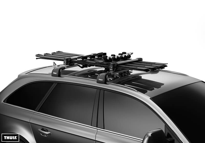 :Thule SnowPack ski carrier no. 7322 - 2 pairs