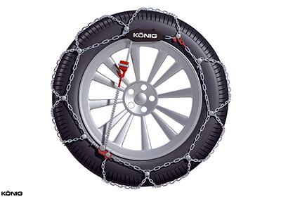 konig snow chains fitting instructions