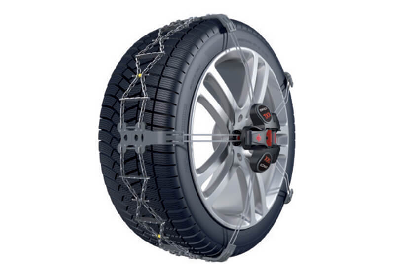Mitsubishi Shogun five door (1992 to 2000):König K-Summit XXL snow chains (pair) no. K-Summit 77