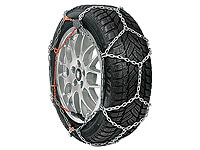 Volkswagen VW Polo three door (2009 onwards) :RUD-compact GRIP chains (pair) size 4025 no. 4716959
