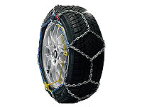 Mitsubishi Canter double cab (1999 onwards) :RUD 'Grip V' 4 x 4 chains (pair) no. 02741