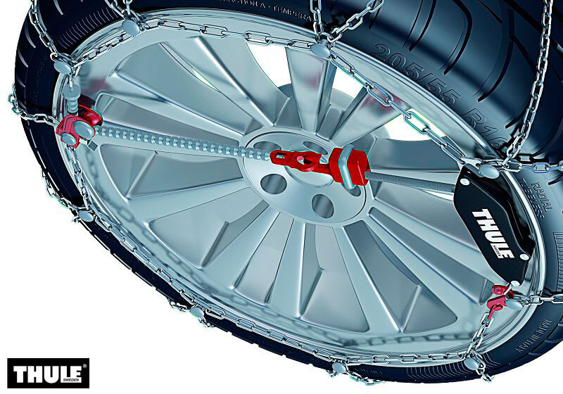 Thule CL-10 snow chains (pair) no. CL-10 040