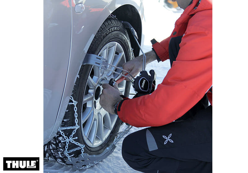 Thule K-Summit snow chains (pair) no. K-Summit 22