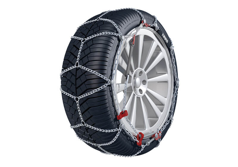 Ford Focus estate (2008 to 2011):Thule CK-7 snow chains (pair) no. CK-7 090