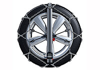 :Thule Easy-fit SUV snow chains (pair) no. SUV 225 - RETURNED