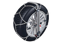 Ford Focus four door saloon (2008 to 2011) :Thule CU-9 Easy-fit snow chains (pair) no. CU-9 080