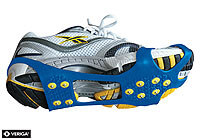 :VERIGA City Track shoe chains, blue, (36 to 41, UK 3 to 7.5) M(order 2)