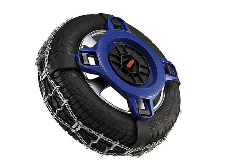 Spikes-Spider Alpine Pro snow chains