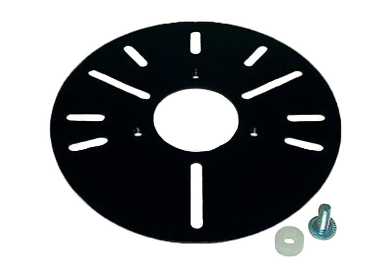 Spikes-Spider extra large hub mounting plate, no. SP95.012 (95.012)