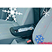 Volkswagen VW Golf Plus (2005 to 2009) :KAMEI VW Golf Plus armrest and cooler, leather, black, 13350-11