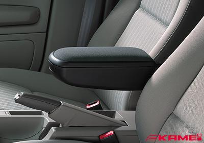 kamei vw polo seat ibiza cordoba armrest velour black 14308 21. Black Bedroom Furniture Sets. Home Design Ideas