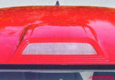 KAMEI Rallye Style effect roof air vent, 43291
