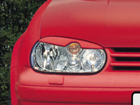 Volkswagen VW Golf five door (1998 to 2004) :KAMEI VW Golf 4 light trims (2), paintable, 44034