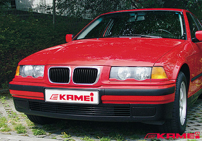 KAMEI BMW 3 (E36) light trims (2), paintable, 44092
