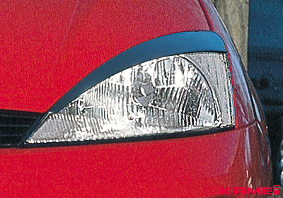 KAMEI Ford Focus (98 on) light trims (2), paintable, 44141