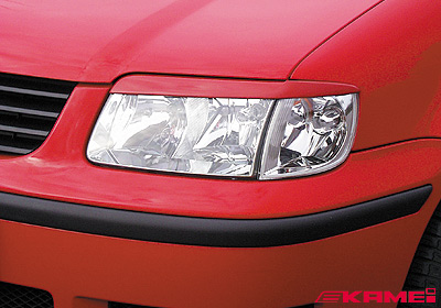 KAMEI VW Polo (99 on) light trims (2), paintable, 44155
