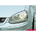 Volkswagen VW Jetta four door saloon (2005 to 2011) :KAMEI VW Golf 5 head light trims (2), paintable, 44286