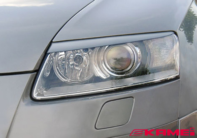 KAMEI Audi A6 light trims - top (2), paintable, 44296