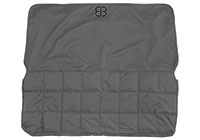 :EB rear seat protector, anthracite, no. EBSPRS AN
