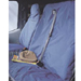 UK Covers commercial seat covers, front single + twin - grey - UKC01-03