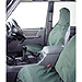 :UK Covers waterproof seat covers, nylon - front pair, green, UKF02