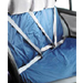 Ford Courier estate (1991 to 1996)  :UK Covers waterproof seat covers, nylon - rear seats, burgundy, UKR05