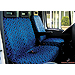 Fiat Ducato L3 (LWB) H2 (high roof) (1995 to 2006) :Walser van seat covers, Twister blue, 12030