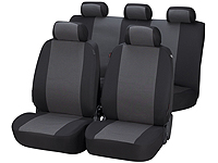 Peugeot 1007 (2005 to 2010) :Walser jacquard car seat covers, Pineto, 12435