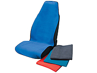 Volkswagen VW Polo three door (2005 to 2009) :Walser ROLL OUT (1) car seat cover - blue, 12832