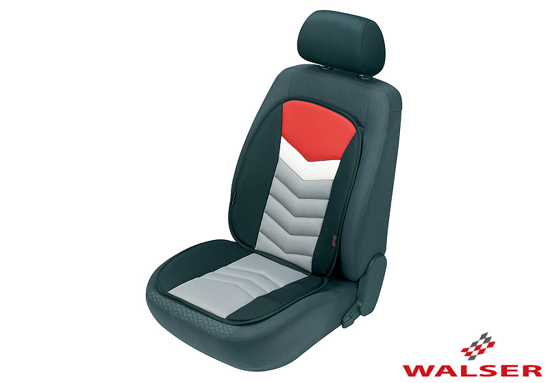 The Roof Box Company Walser Andretti Red Car Seat Cushion