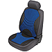 Walser SIRKOS Aerotex seat cushion, single, blue black, 17500