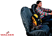 Ford Focus four door saloon (2008 to 2011) :Walser car seat covers Dirty Harry - WL12070